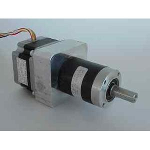 Astro Electronic SECM4-Schrittmotor with two-stage planetary gear 25:1