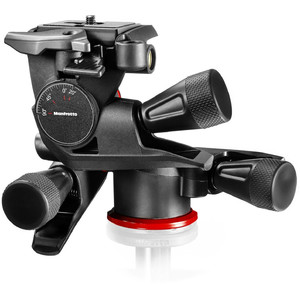 Manfrotto Geared tripod head MHXPRO-3WG