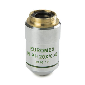 Euromex Objective AE.3128, 20x/0.40, w.d. 1,5 mm, PLPH IOS infinity, plan, phase (Oxion)