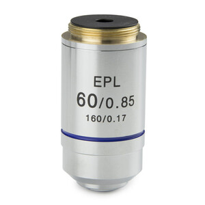 Euromex Objective IS.7160, 60x/0.85, EPL, E-plan, S (iScope)