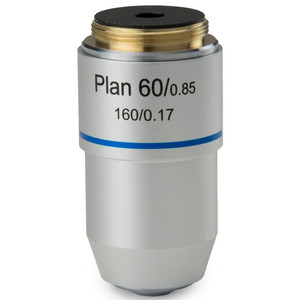 Euromex S100X/1.25 plan, sprung, oil-immersion, DIN, BB.8800 microscope objective (BioBlue.lab)