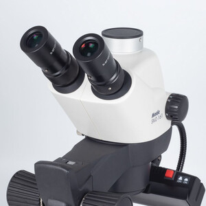 Motic Stereo zoom microscope GM-161, trino, fluo,  7.5-45x, wd 110mm