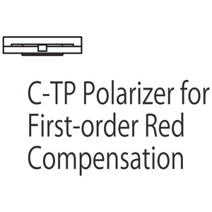 Nikon C-IA  Analyzer Tube for First-order Red Compensation