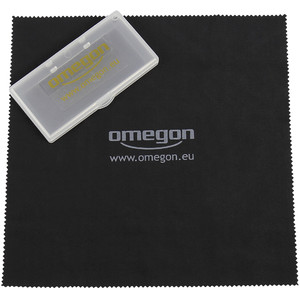 Omegon microfibre cleaning cloth 20cm x 20cm