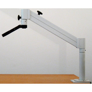Pulch+Lorenz Articulated arm stand, short, table mounting, standard coupling