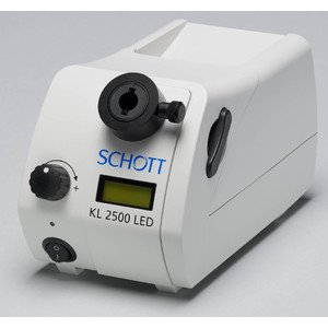 SCHOTT Cold light source KL 2500 LED(without power cord)